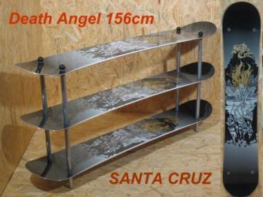 Snowboard Regal 3-fach SANTA CRUZ Death Angel