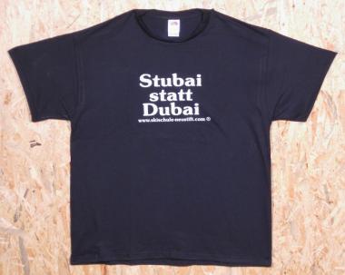Stubai statt Dubai schwarz L