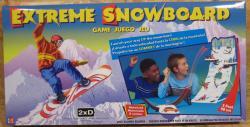 Snowboard Extreme von Mattel