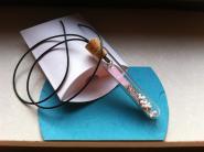Geschenkverpackung Faltschachtel für Miniboard (T - türkis)