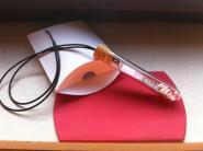 Geschenkverpackung Faltschachtel für Miniboard (RO - rot)